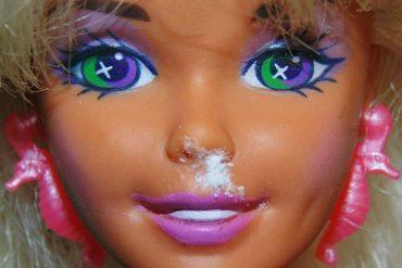 cocaine dolls