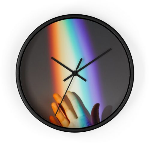joy I wall clock