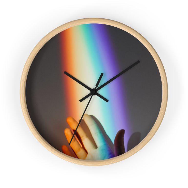 joy I wall clock